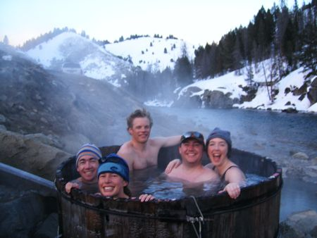 Idaho Hot Tub