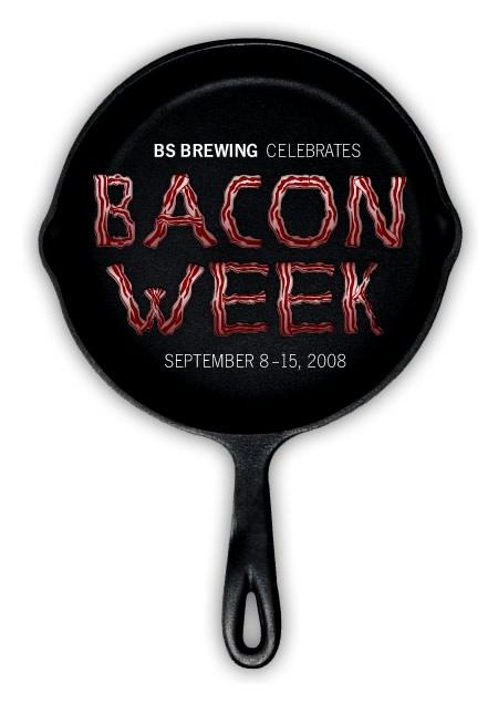 BS Brewing Bacon Week Logo
