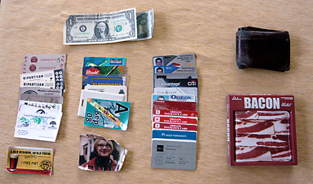 Everything in my Wallet