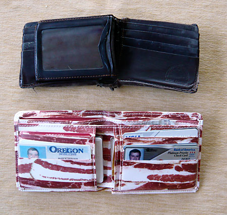 Old Wallet vs. New Wallet