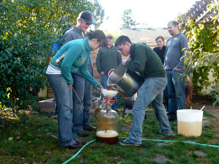 It Takes a Village to Brew