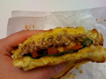 Half-eaten Fatty Melt